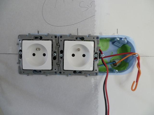 Remplacement système électrique