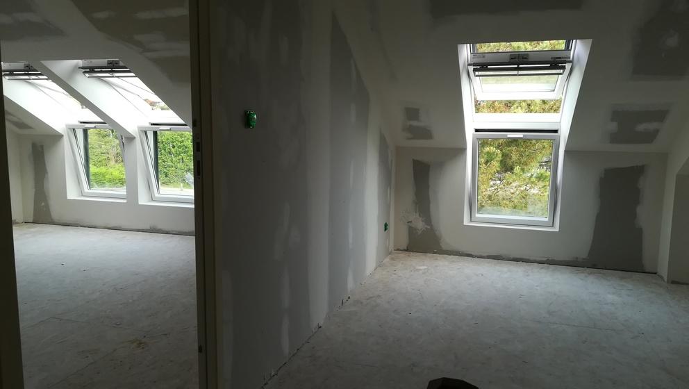 rénovation maison : cloisons intérieures