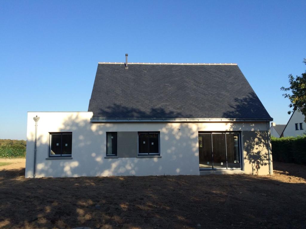 maison suite à une rénovation globale